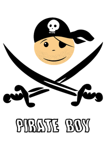 Pirate Boy - 1