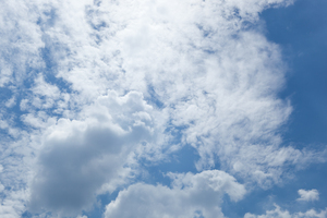 Blue & Cloudy Skies 1