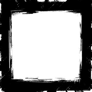 Grungy Black Frame 9: A black grunge frame. Very useful stock image. Plenty of copyspace. Perhaps you would prefer this:  http://www.rgbstock.com/photo/nP5QOo2/Grungy+Black+Frame+6  or this:   http://www.rgbstock.com/photo/nP5TpGQ/Grungy+Black+Frame+3