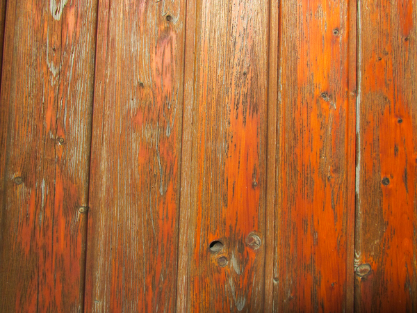 vertikale orange Holz Textur 2: