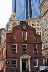 The Old State House, Boston: no description
