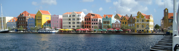 Willemstad Curacao.