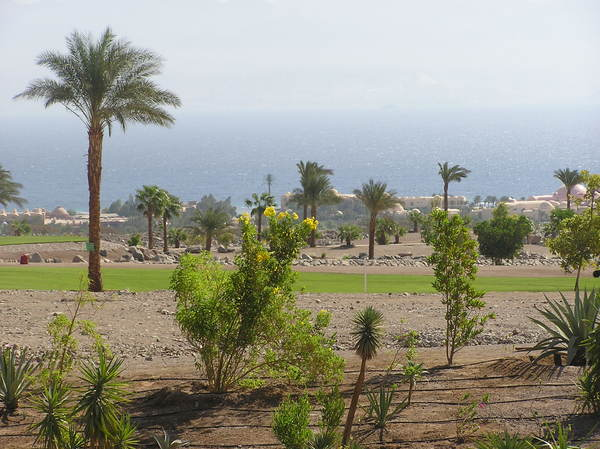 Taba Heights golf course