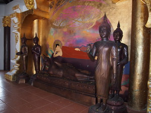 The Buddist Holy Place  (2)