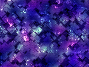 Colourful Techno Texture 1
