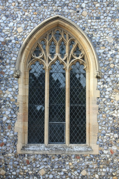 Church Window: Church Window
