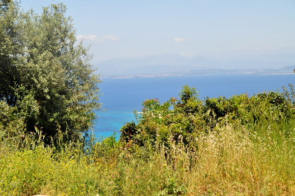 Lefkas 1: The Greek island Lefkada