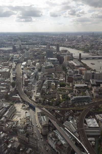 London from the Shard 10