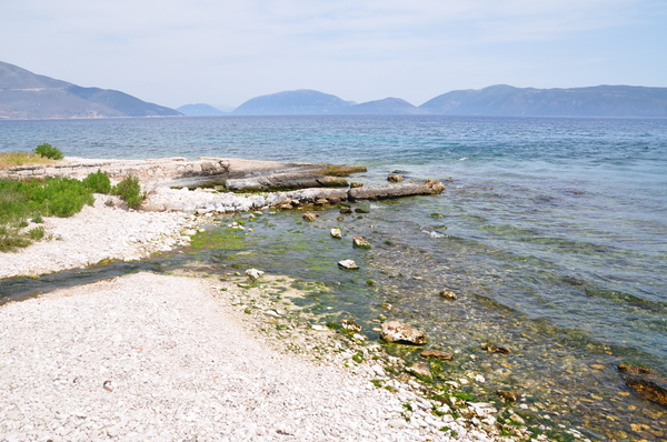 Coast of Kefalonia 1