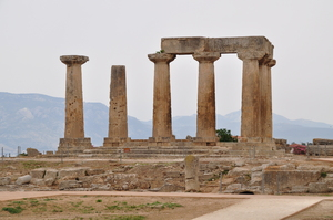 Ancient Corinth 5
