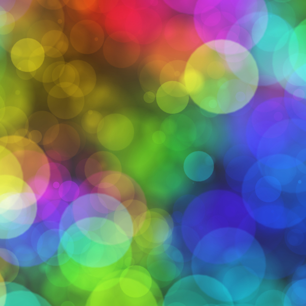 Bokeh or Blurred Lights 21: