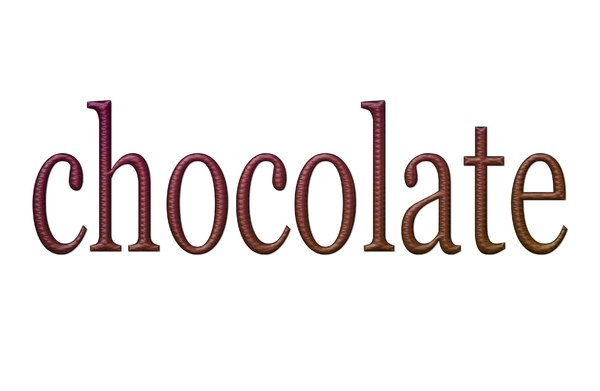Chocolate 4: The word