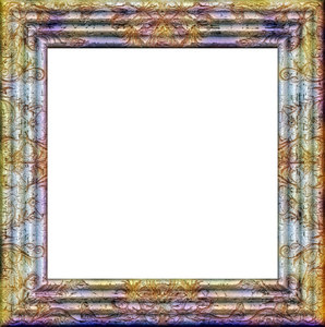 Fancy Picture Frame 7
