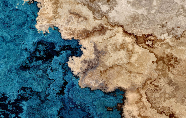 coastline contours2: abstract background, texture, patterns and perspectives