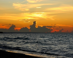 Varadero beach: Varadero beach, Cuba. The file is ready to become your computer desktop wallpaper :)