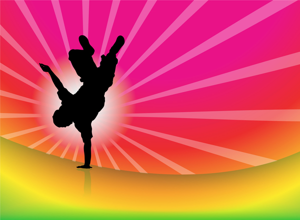 Breakdancer vector 5: A vector of a breakdancer.High quality and usable for your backgrounds, presentations, blogs, etc.Please leave a comment if you like it or use it. It stimulates me to create more stockphotos / vectors and credit me with