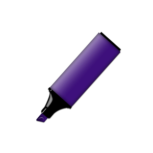vector permanent marker