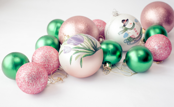 Christmas Baubles 17: Photo of christmas baubles