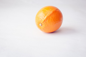 Orange: Photo of an orange