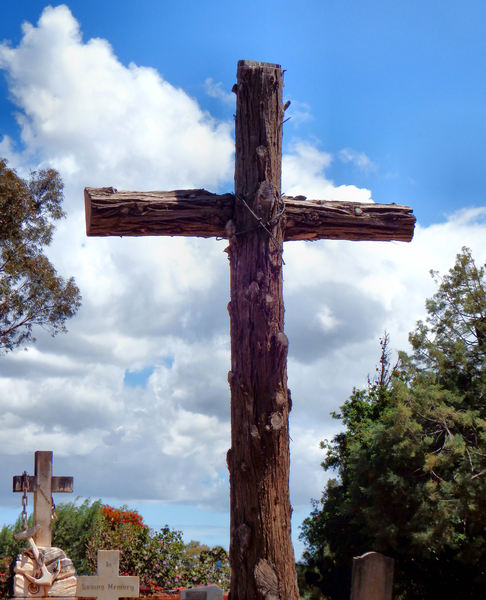 an old rugged cross