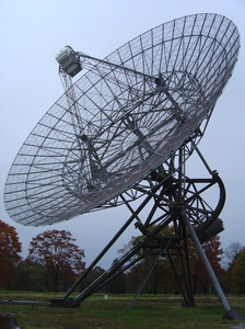 Radio Telescope: Is a radio telescope at Astron in Dwingeloo, Holland