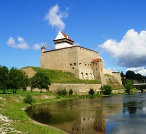 Narva's Hermann Castle
