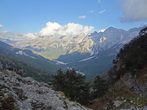 Thethi 3: Hiking to Thethi (Theth) in Northern Albania