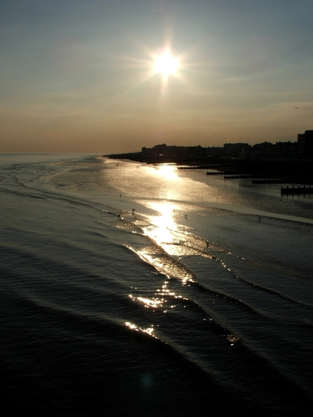 Worthing coastline