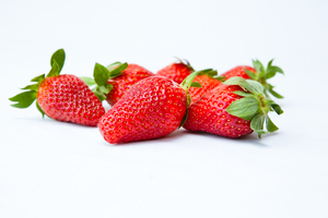 Fresh Strawberries 2