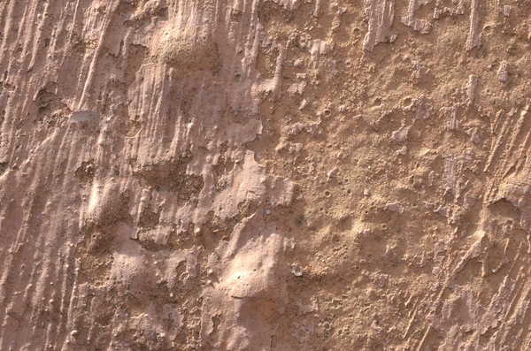 Crude wall paint texture