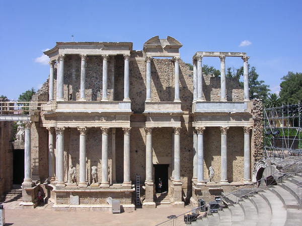 Theatre of Merida