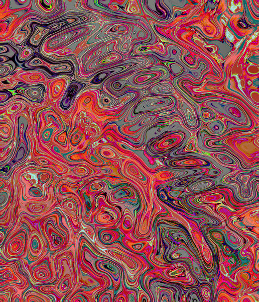 mixed paint color swirls1