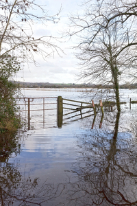 Winter floods