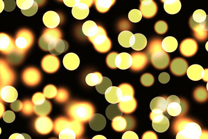 Bokeh or Blurred Lights 31: Bokeh, or blurred background lights in yellow, green and black. Great for a background, scrapbooking, xmas greetings, texture, or fill. You may prefer:  http://www.rgbstock.com/photo/nRFR8VA/Bokeh+or+Blurred+Lights+1  or:  http://www.rgbstock.com/photo/mH