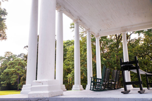 Souther Plantation Porch
