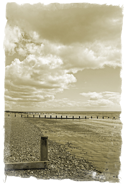 Seaside breakwaters