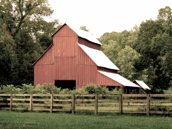 Old Barn at Rutledge