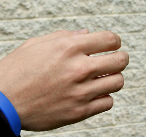 hands7: young man's hand