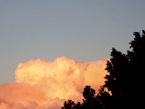 afternoon sunset clouds1