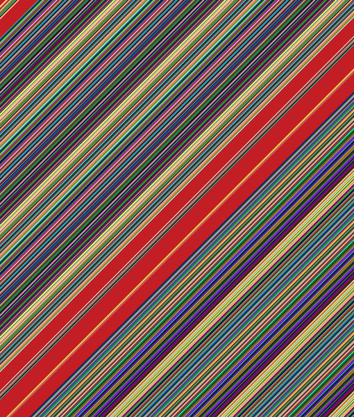 multicolored diagonals2