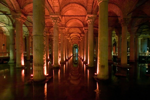 Cisterns, Istanbul