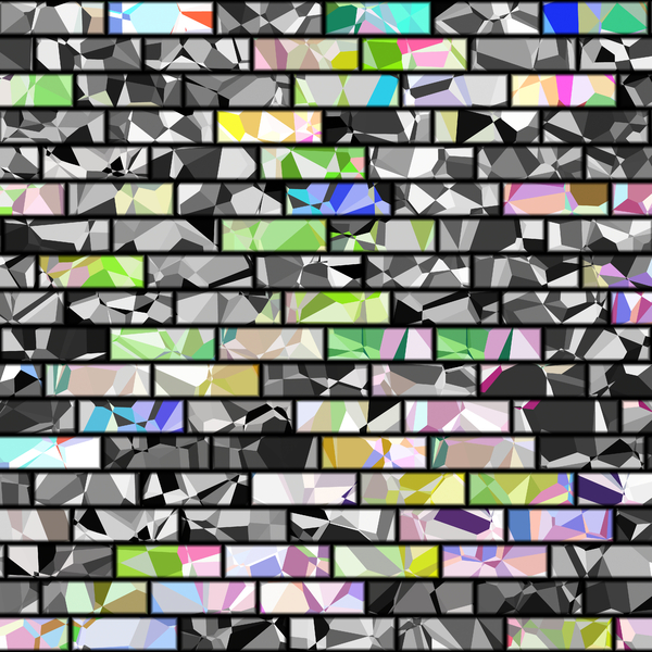 Cartoon Bricks 1: High resolution cartoon style brick wall. You may prefer:  http://www.rgbstock.com/photo/nZGRIAw/Coloured+Brick+Wall+1  or:  http://www.rgbstock.com/photo/nL9jKIq/Graphic+Bricks
