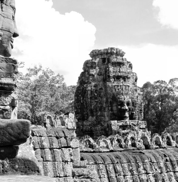 ancient angkor faces13