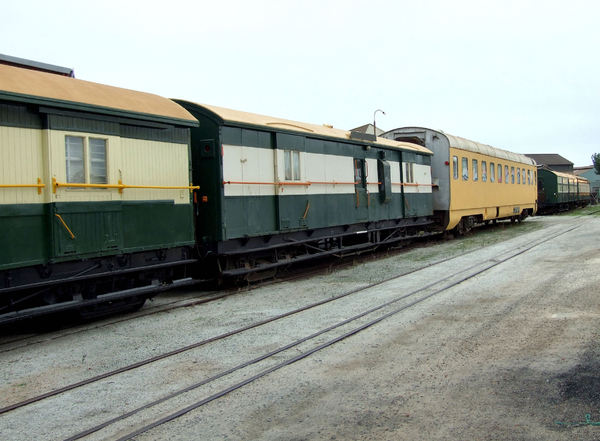 historic railway carriages2bc