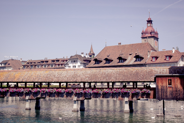Lucerne Cityscape 2