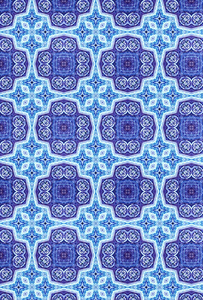 blue 4-star patterns1