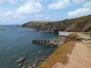 Lizard: The Lizard Point - the most southerly point of Britain