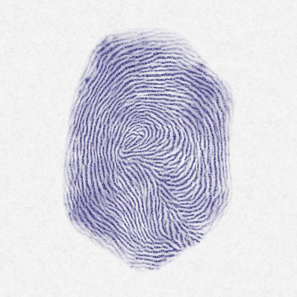 Fingerprint 4: A graphic representation of a fingerprint in blue ink. You may prefer:  http://www.rgbstock.com/photo/o7tgAKc/Fingerprint+2  or:  http://www.rgbstock.com/photo/o7tgw6i/Fingerprint+3  or: http://www.rgbstock.com/photo/o7tgSsK/Fingerprint+1  Use within the