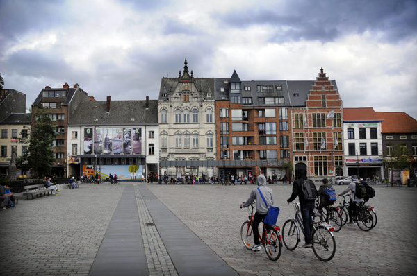 City: The Flemish city of Turnhout