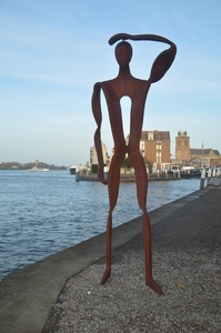 Art on the Oude Maas: